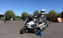 Cap Moto stage de conduite moto