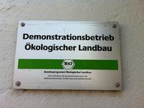 Demonstrationsbetrieb Ökologischer Landbau