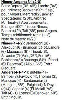 20eme journée de Ligue 1 Conforama : NO-SCO ANGERS - Page 2 Image