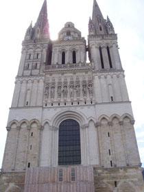Kathedrale St. Maurice von Angers