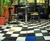 Kunsthaus Wien V das Cafe