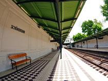 (U)-Bahnstation Schönbrunn