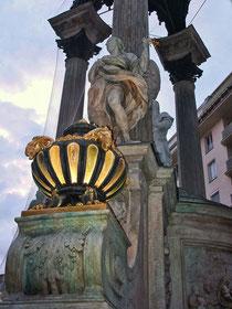 Säulen.Licht