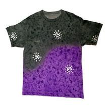 Shirt - gebrusht, bedruckt
