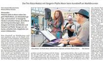Bericht über Razzamattaz Trio
