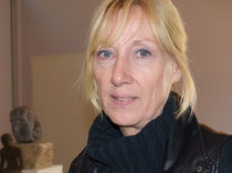 Carola Schmidt Ausstellungsaufsicht