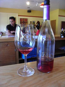 2011 Rose of Charbono