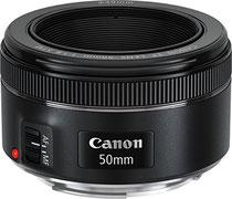 Canon 50mm f/1.8