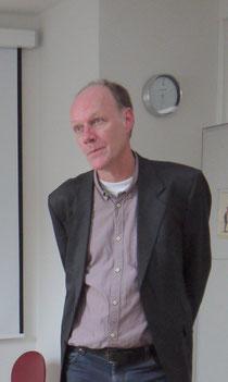 エネルギー分析のスペシャリスト Mikael Togeby氏