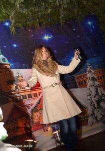 Daniella Rossini / eventphoto / schlager / weihnachtsmarkt Leipzig