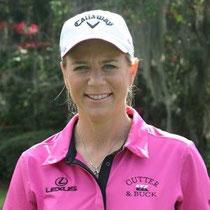 "ANNIKA SÖRENSTAM, ""MS. 59"" 10-time Major winner and World Golf Hall-of-Famer"