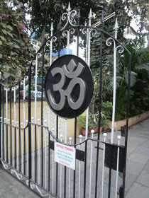 Pune, Eingang vom RIMY-Institut