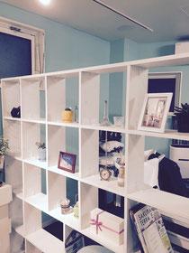 葛飾区金町の美容室Fruta_内観写真