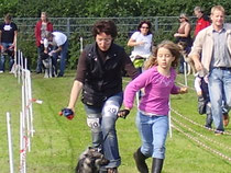Sep. 2007  --  Hunderennen in Horst ( 32 Bilder )
