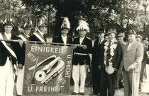 1963 Fahenweihe
