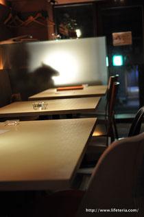 LifeTeria blog ブログ ヨルcafe/bar ナラ cON-temporary