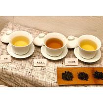 台湾茶3種類 ジョワーヌ東京