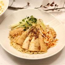 桜海老と筍のまぜ麺 ジョワーヌ東京