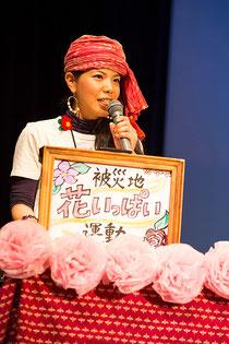 我が鎌倉の紙芝居なっちょんこと中谷奈津子さんが司会
