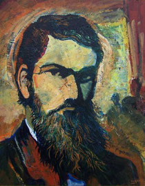 Portrait, Ned Kelly