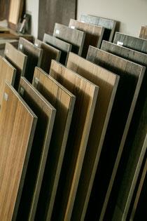 Fendt Holzgestaltung Mustertafeln