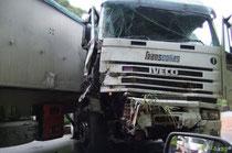 Camion contre Esquit le 12 août 2010 (media)