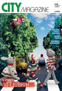 City Magazin - naslovnica, februar 2012