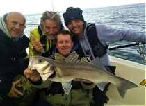 guide pêche bar cap ferret