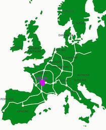 La grande foret en Haute-Vienne Limousin