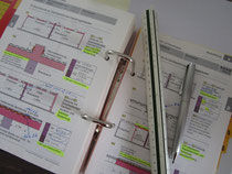 Wir erarbeiten Brandschutzplanungen für die Ausführung.