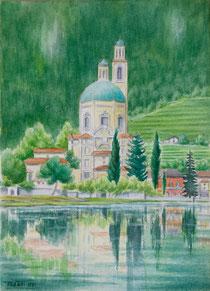 Nr.2121 Santa Croce in Riva San Vitale, TI