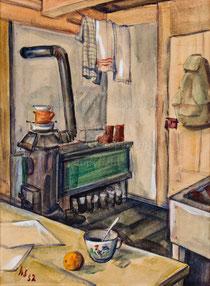 Nr.841 Intérieur Alphütte