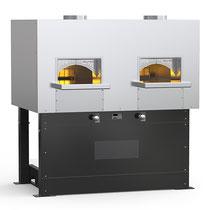 hotelbackofen pizzaofen vapiano Wood Stonebackofen für hotels sterneküche gewerblicher pizzaofen professionell