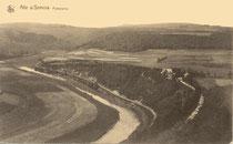 Site du tram Gedine Semois