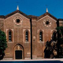 Visita guidata alla chiesa di Santa Maria Incoronata