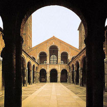 Visita guidata Basilica chiesa di Sant'ambrogio