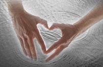 Die Verbindung von Körper, Gedanken, Geist und Herz...