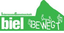 Logo Biel bewegt