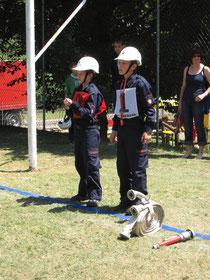 Jugendleistungsbewerb in Eisbach-Rein 30.06.2013