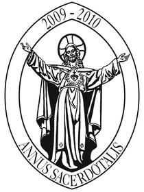 Logotipo del Año Sacerdotal