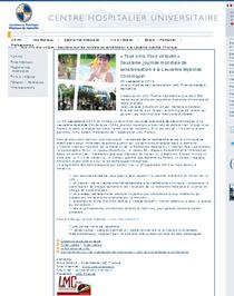 APHM AP-HM leucémie myéloïde chronique lmc france course