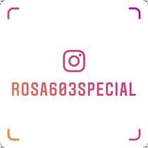 ROSA インスタグラムアカウント