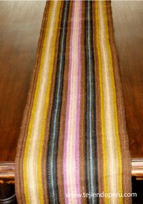 telar de Luya, Perú tejiendoperu