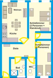 """Ferienwohnung """"Schwalbennest"""""""
