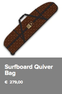Surfboard Quiver Bag