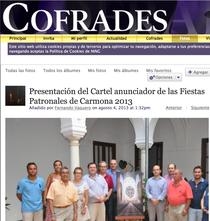 ABC.Revista COFRADES.2013