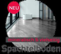 mineralischer Spachtelboden von GERZEN wand-design