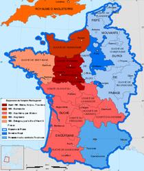 la France après le mariage d'Henri II