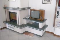 Promozioni caminetti e stufe pellet e legna milanese snc pavimenti rivestimenti arredo - Ventilazione forzata bagno ...