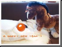 新年のご挨拶^^